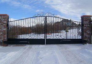 electric gates Denver